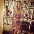 Rosie Huntington-Whiteley Shares Her Fab Dress