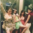 The Kardashians Play Dress-Up