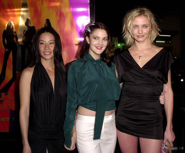 """Charlie&squot;s Angels"" Premiere.Mann Chinese Theatre, Hollywood, CA.October 22, 2000."