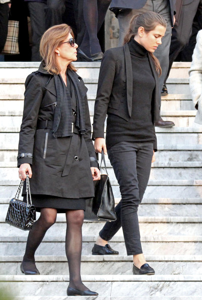 Charlotte Casiraghi Casual Loafers