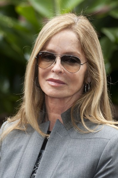 More Pics of Barbara Bach Aviator Sunglasses (2 of 3) - Barbara Bach Lookbook - StyleBistro