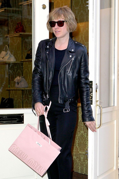 Chloe Sevigny Leather Jacket - Chloe Sevigny Looks - StyleBistro