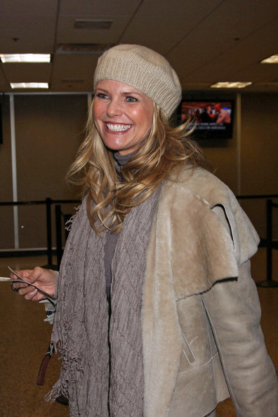 Christie Brinkley Hats