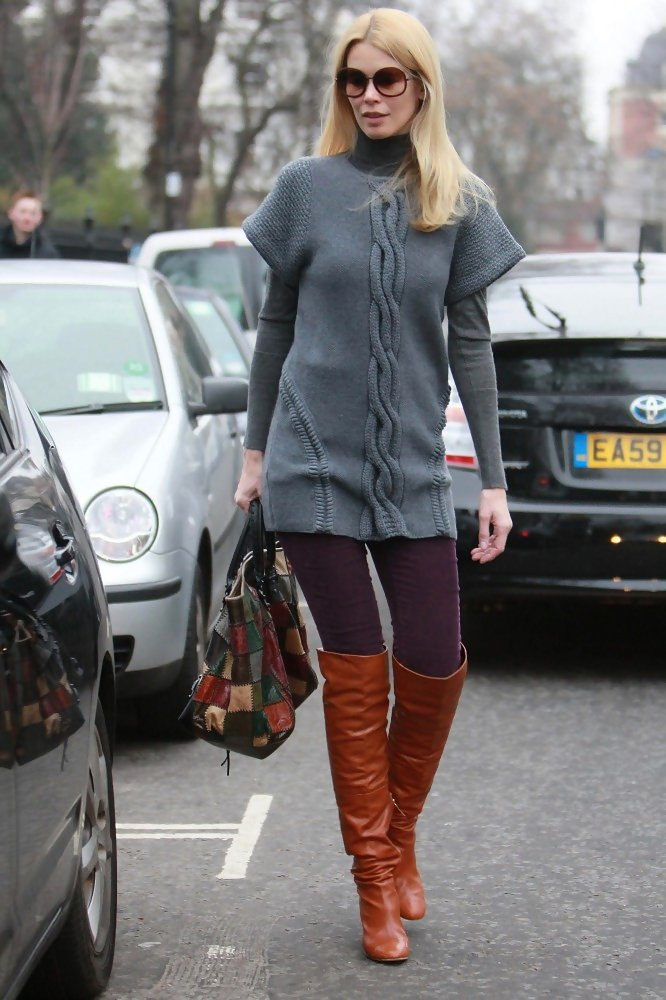 Long Sweater To Wear With Leggings
