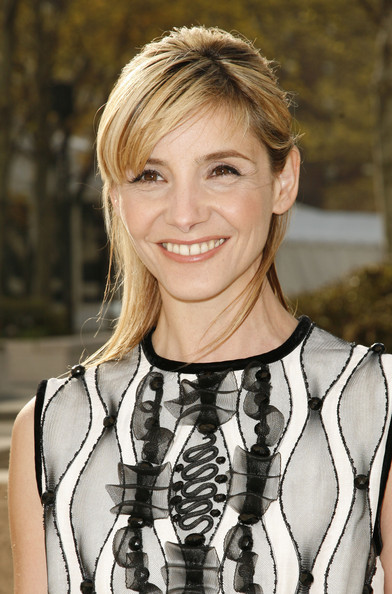 Clotilde Courau Half Up Half Down []