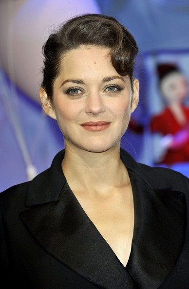 More Pics of Marion Cotillard Pompadour (1 of 12) - Pompadour Lookbook - StyleBistro
