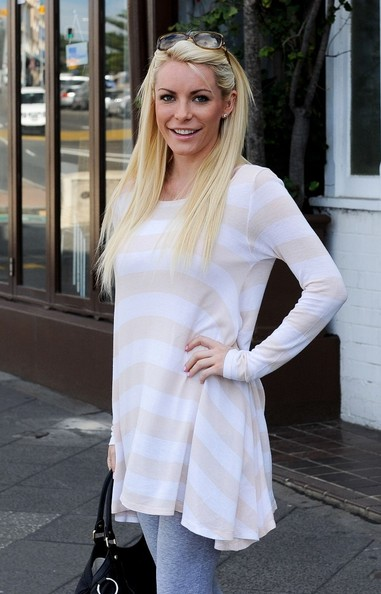 Crystal Harris Scoopneck Sweater