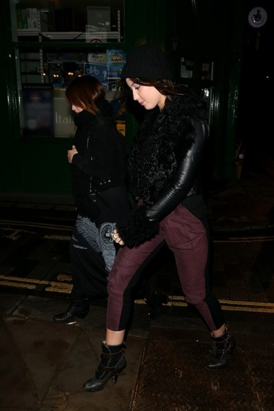 Daisy Lowe Ankle Boots []
