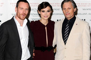 Keira Knightley and Michael Fassbender Photo