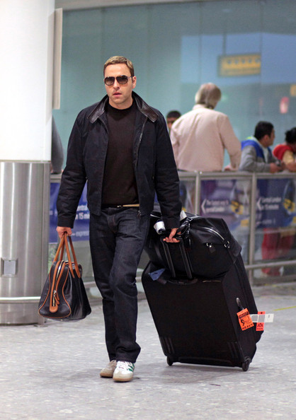David Walliams Duffle Bag