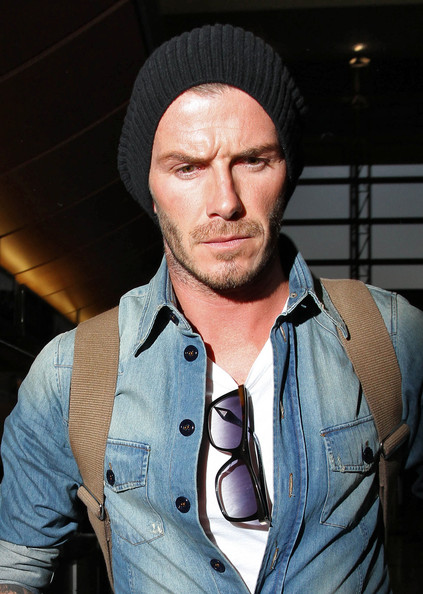 More Pics of David Beckham Sterling Chronograph Watch (4 of 4) - David Beckham Lookbook - StyleBistro