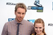 Dax Shepard Narrow Solid Tie