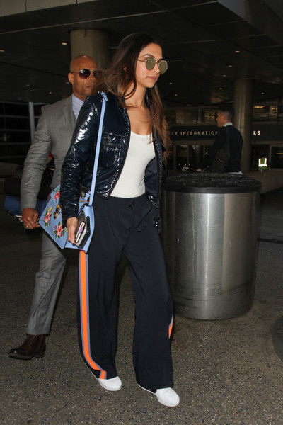 Deepika Padukone Printed Shoulder Bag