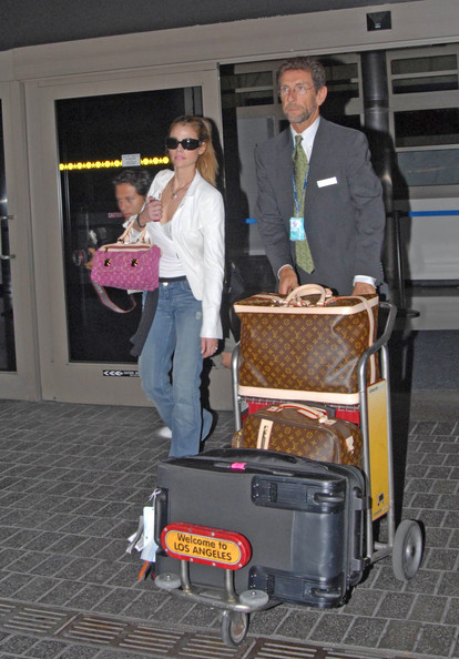 Denise Richards Duffle Bag