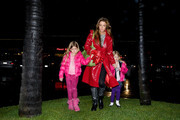 Denise Richards and daughters Sam J. Sheen (b. March 9, 2004) Lola Rose Sheen (b.