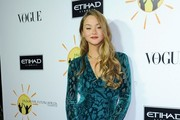 Devon Aoki Evening Dress
