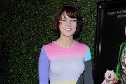 Diablo Cody Print Dress