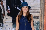 Diana DeGarmo Denim Shirt