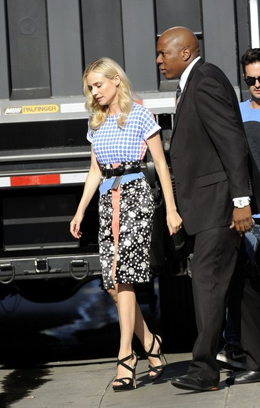 Diane Kruger Pencil Skirt