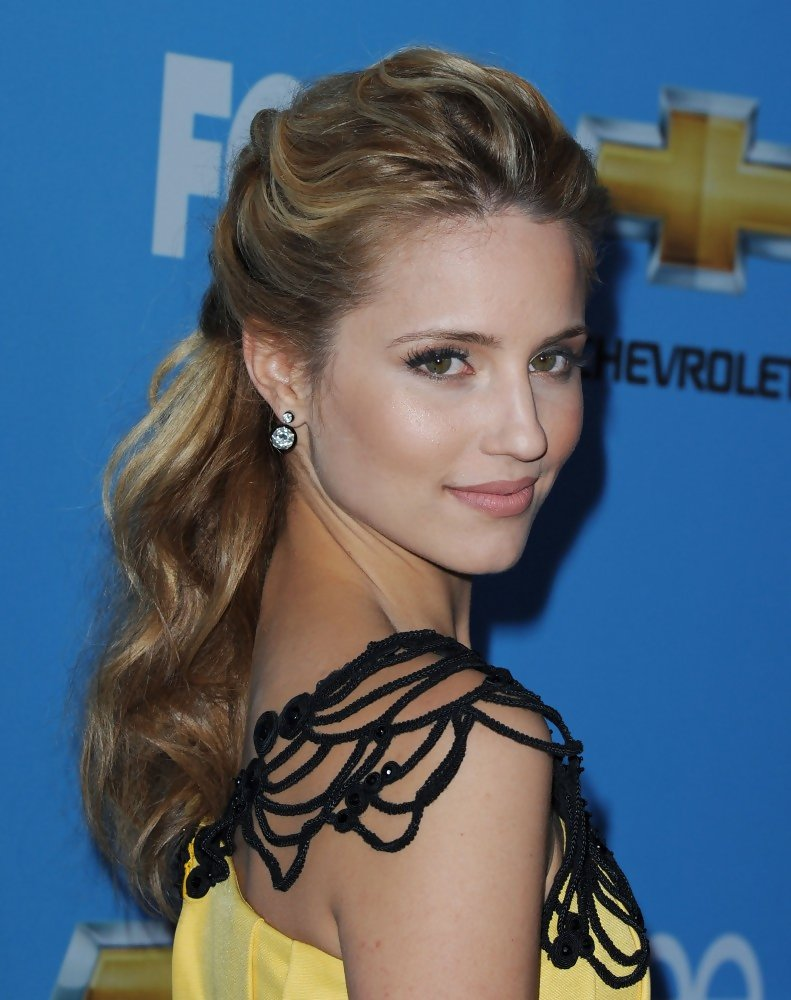 Seven Features Of Dianna Agron Hairstyles That Make Everyone Love It
