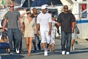 Dr. Dre Cargo Shorts