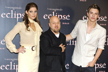 Ashley Greene Xavier Samuel Eclipse in Spain