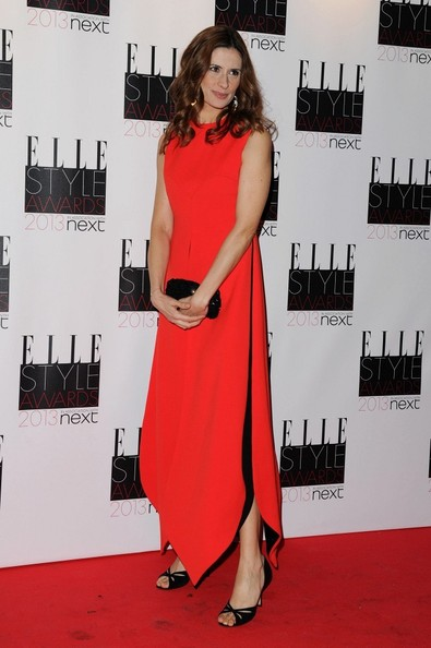 Livia Giuggioli at the 2013 Elle Style Awards