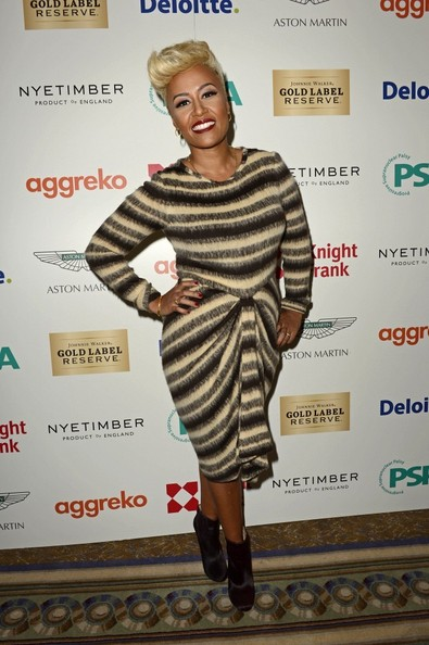 Emeli Sande Ankle boots
