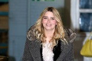 Emma Atkins Wool Coat