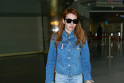 Emma Roberts Denim Jacket