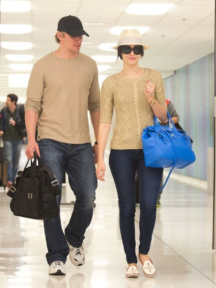 Emmy Rossum Handbags