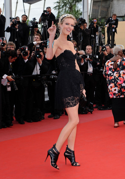 Eva Herzigova Shoes