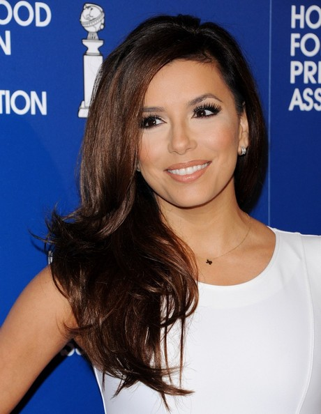 Eva Longoria Side Sweep