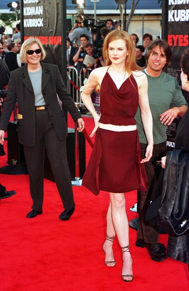 Early Fashion The Style Evolution Of Nicole Kidman