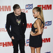 How Cute is This Couple!? Millie Mackintosh and Professor Green at the FHM Sexiest Women in the World Awards
