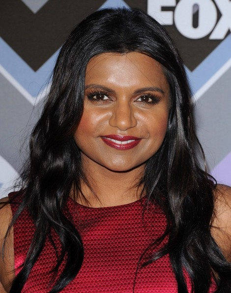 More Pics of Mindy Kaling Cocktail Dress (1 of 4) - Mindy Kaling Lookbook - StyleBistro