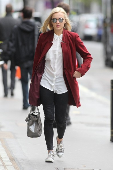 Fearne Cotton Canvas Sneakers
