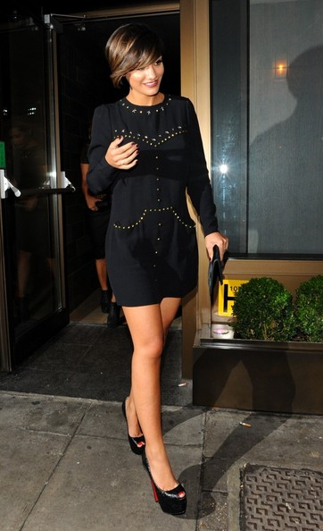 Frankie Sandford Little Black Dress []