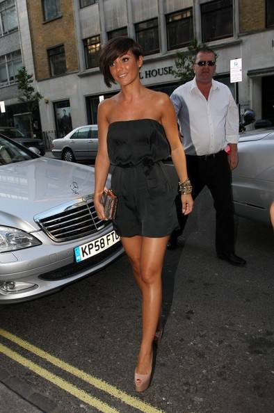 Frankie Sandford Clothes