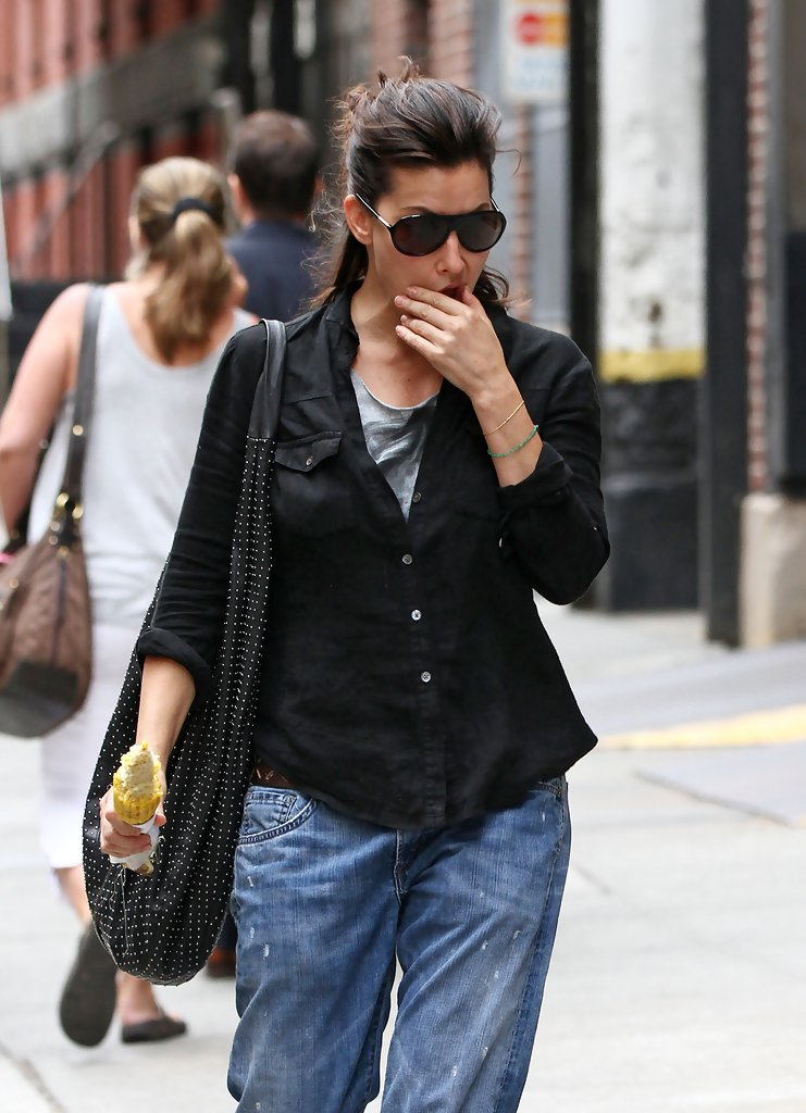 More Pics Of Gina Gershon Boyfriend Jeans 1 Of 5