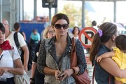 Gina Carano Tweed Jacket