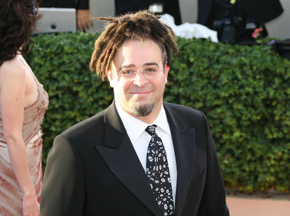 More Pics of Adam Duritz Messy Updo (1 of 1) - Updos Lookbook - StyleBistro