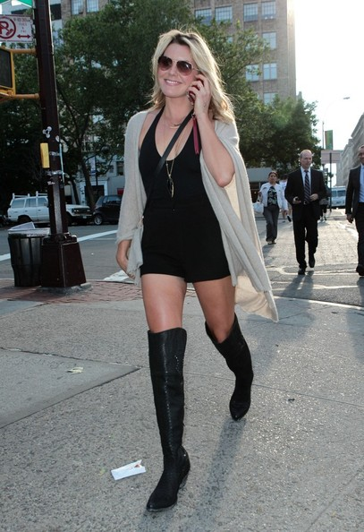 Grace Potter Over The Knee Boots Grace Potter Looks