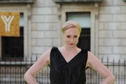 Gwendoline Christie Little Black Dress