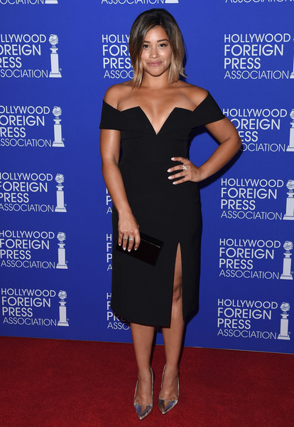 Look of the Day: August 5th, Gina Rodriguez