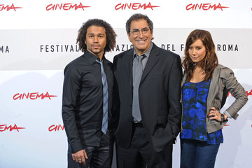 "Ashley Tisdale Kenny Ortega ""HSM 3"" Photo Call- The 2008 Rome International Film Festival"