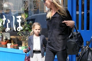Kate Moss Lila Grace Moss Kate Moss in Notting Hill