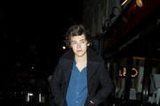 Harry Styles Wool Coat