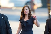 Hayley Atwell Cocktail Dress