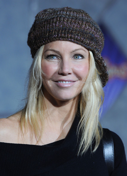 Heather Locklear Visor Beanie
